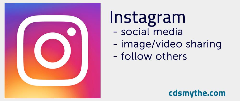 cdsmythe.com Instagram