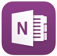 OneNote app icon