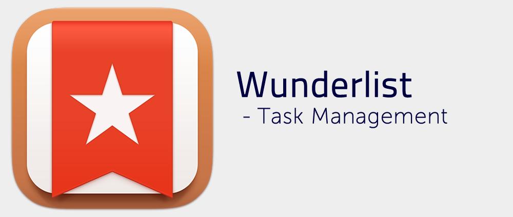 app: Wunderlist