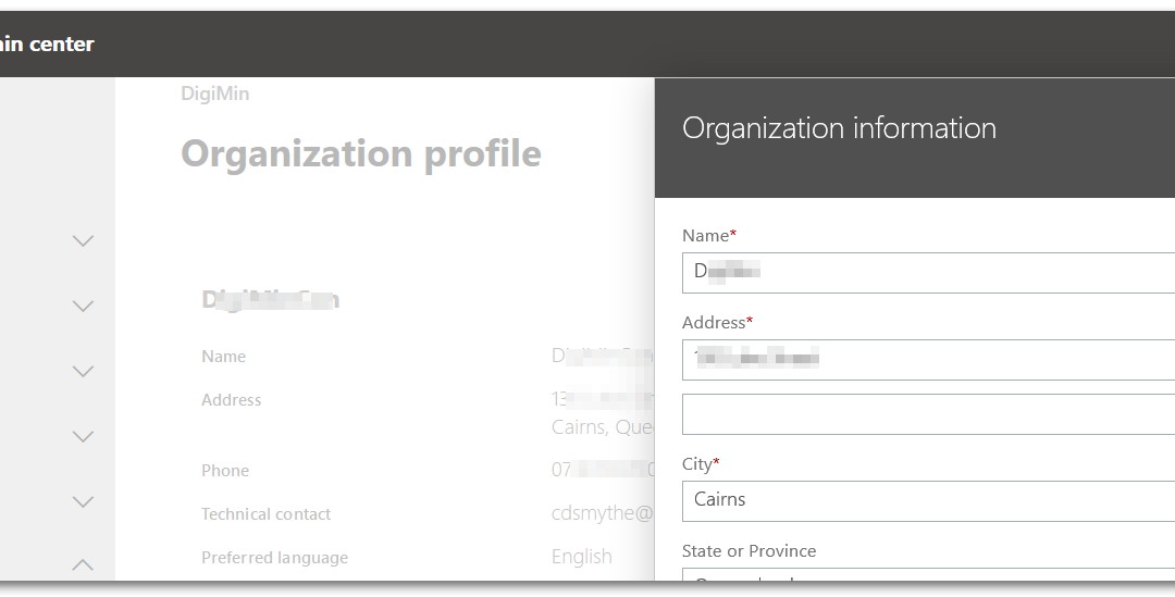 Microsoft Teams – Change the Name of your Free Organisation