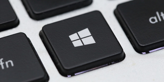 How to Create a Keyboard Shortcut to Insert the Windows Key Symbol