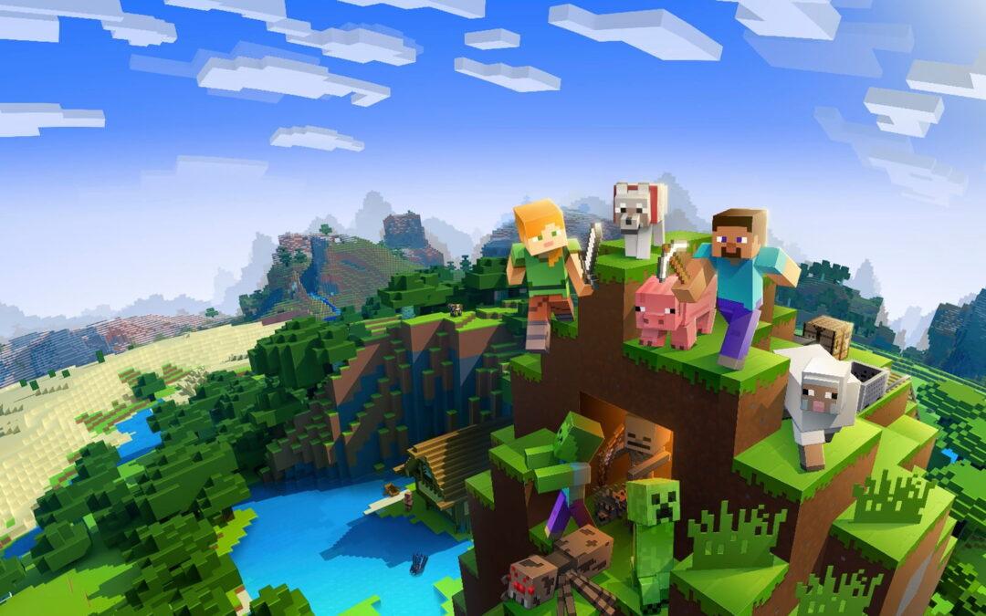 Minecraft: Education Edition set up a Multiplayer World cdsmythe