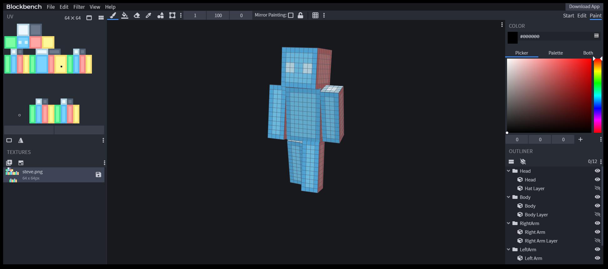 Minecraft Education Edition – Create your own Skins  @cdsmythe