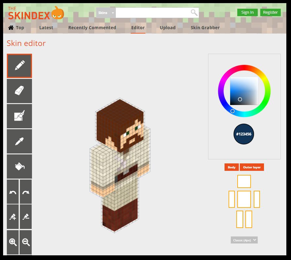 How to add custom skins to Minecraft Education Edition cdsmythe