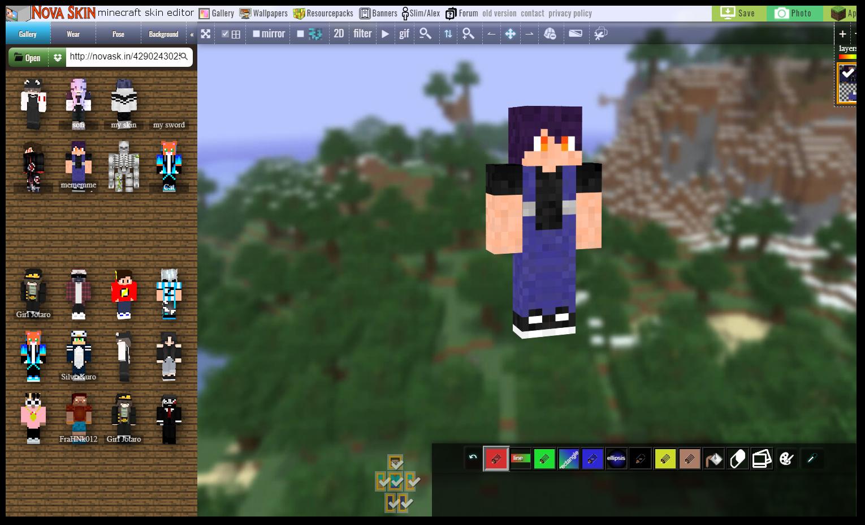 Minecraft Education Edition Create your own Skins cdsmythe